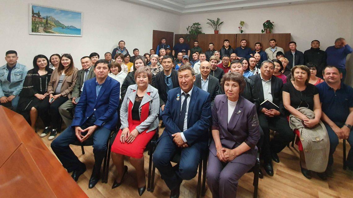 Отчетно-выборная конференция ОО «Локальный профессиональный союз работников ТОО «Астана Тазалык»
